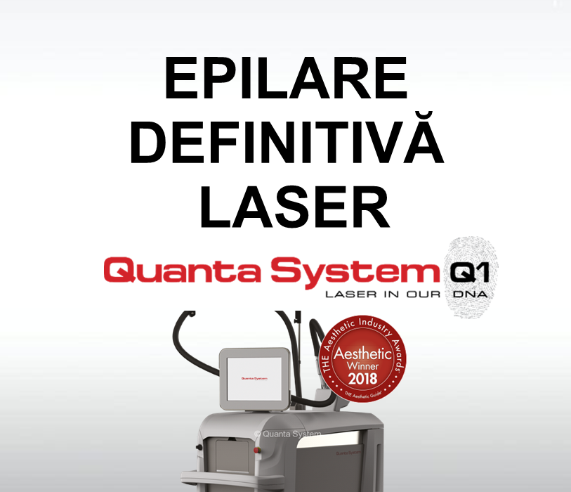 Epilare definitiva laser
