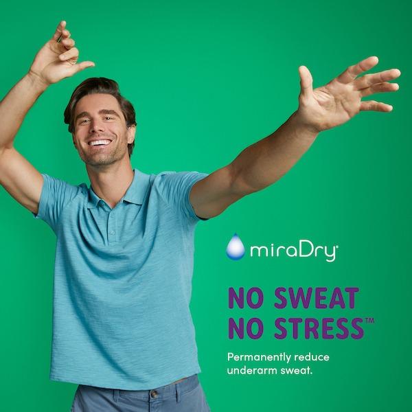 miraDry hiperhidroza