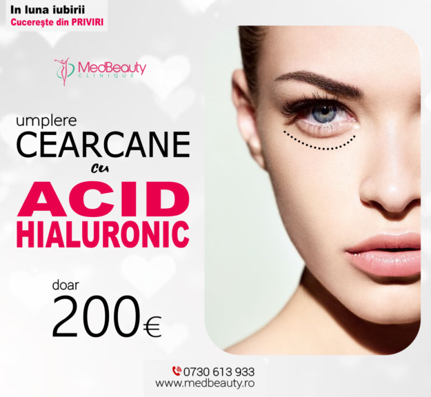 umplere cearcane acid hialuronic oferta riduri hidratare