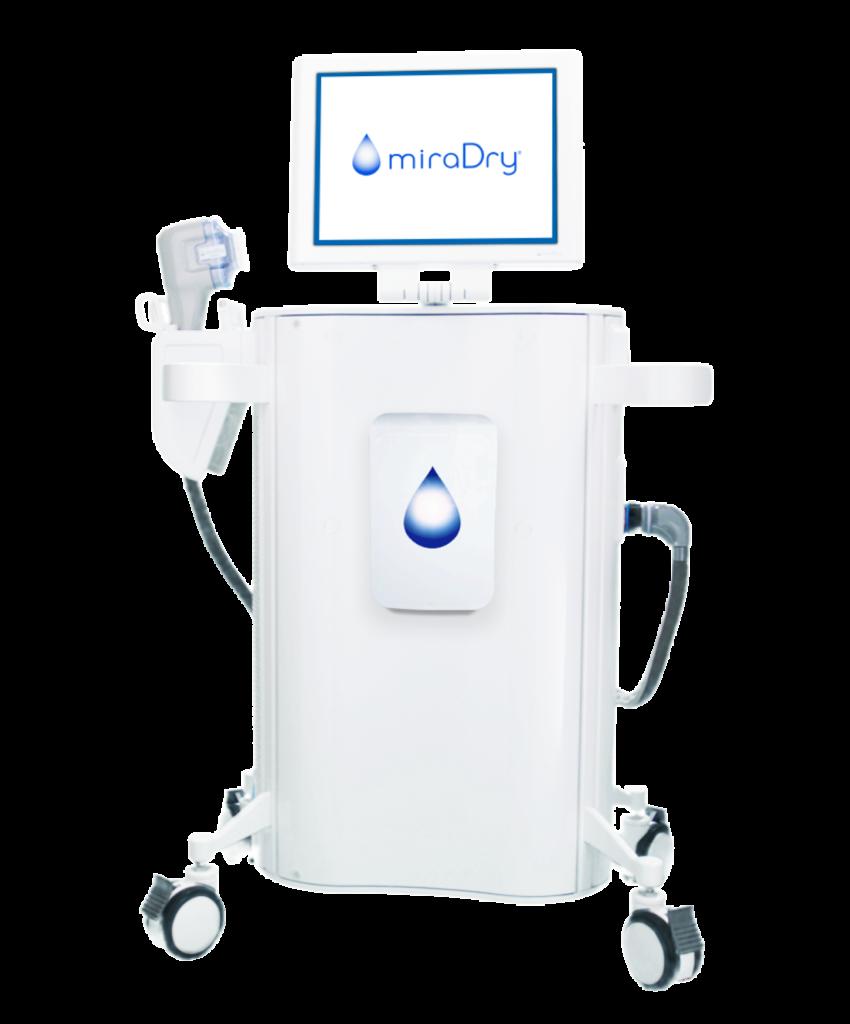 Scapă DEFINITIV de transpirația excesivă cu MiraDry