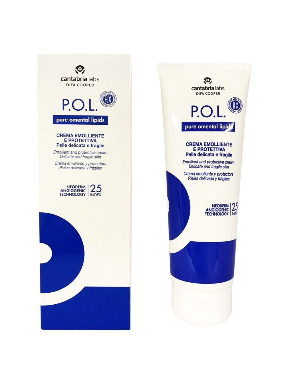 Crema POL pentru piele fragila, distrofica